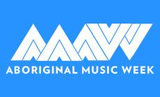 Aboriginal Music Week logo