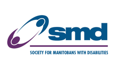 Society for Manitobans with Disabilities logo