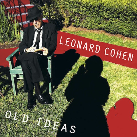 Leonard Cohen offically released a new album today, named